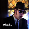 blues brothers: elwood what.