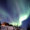Aurora Borealis Cabin