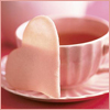 Batness: z Teacup + heart :: Batness