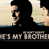 LB: SPN Ain't Heavy Brother