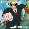 Desiree: birdman - power of attorney