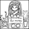 1 will draw for money