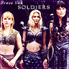 Cal/Xena/Gabs - EtS - Brave Like Soldier