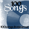 100 Songs Fanfic Challenge