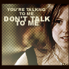 west wing- amy don't talk to me