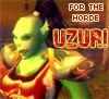 for the horde uzuri