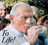 John Paul II Champagne