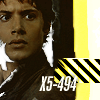 Dark Angel: Alec Barcode 494