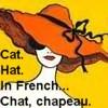 Yellow/CatHatChatChapeau