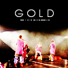 KAT-TUN Gold -by speculate_box