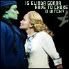 Wicked- choke a witch