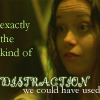 distraction coulda used