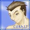The Black Kitten: Nobility - Sacrifice - Chocolate: bijou - cobalt