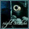 shadows and sparkles: nightcreature