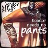 Gondor!Pants