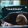 *headdesk* (pyrobear)