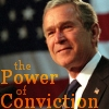poli - Bush power of conviction
