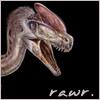 魚崎~: trex rawr