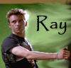 A hilarium of fangirls and boys: Ray doorway