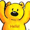 Bluespirit: Hello!Teddy
