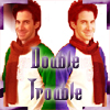 Fred and George Weasley: Double trouble