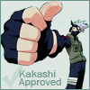 Kakashi approved