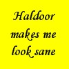 kaige68: haldoor makes
