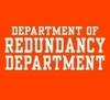Outlier Man: redundancy