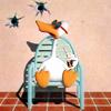 Sitting Duck/Art of Michael Bedard