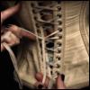 Vanilla  ... Spiked with Slivovitz: corset