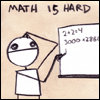 Mental Vomit: math is hard