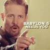 Babylon 5 Needs You