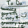 seftiri: To Do List Casey