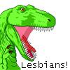 seftiri: T-Rex Lesbians