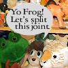 Lauren: Yo Frog