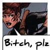 bitch please;