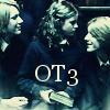 Twins/Hermione - OT3 - GOF