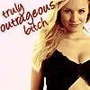 Sarah :): Truly Outrageous Bitch! :)