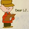 dear LJ