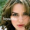 Keira - breathe