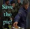 Save the Pie!