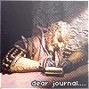 Dear Journal - by crazybee