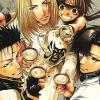 Saiyuki - drinking