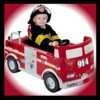 Little Ozma firefighter