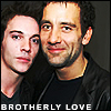 brotherly love (jrm + clive)