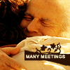 Mlle de Fer: Lotr Bilbo hugs many meetings