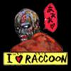 Love Racoon