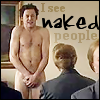i see naked people