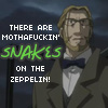 Relika Nox: Snakes! On a zeppelin!