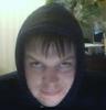 in a hoodie!